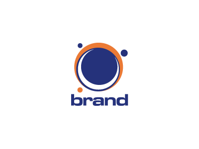 0104, logo, design, blue, orange, IT, communication, network, financial, software, computers, electronics, engineering, hi, tech, programming,