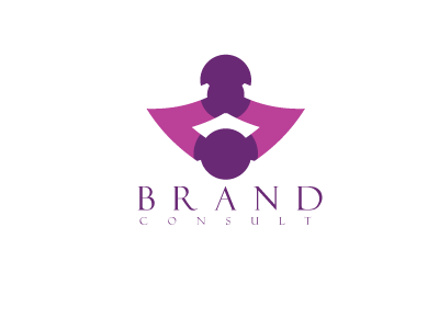 0806, logo, design, mauve, purple, magenta, media, marketing, circle, advertising,