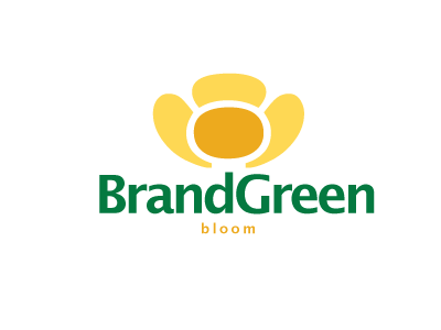 0903, logo, design, yellow, green, flower, landscaping, cleaning, decoration, beauty, salon
