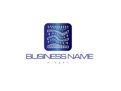 2502, logo, design, blue, numbers, 0, 1, digits, binary, IT, information, technology, computers, programming, software, high, tech,