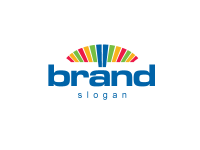 3005, logo, design, red, blue, green, yellow, media, rainbow, advertising, media,