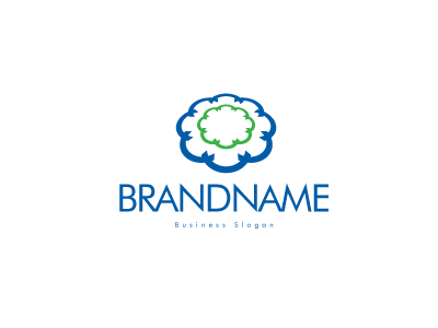 3903, 392, logo, design , green, blue, communication, mobile, logistic, 				services,cotton, cleaning, flower, organic, e, commerce, hosting, networking, 				search, engine, landscaping, garden,