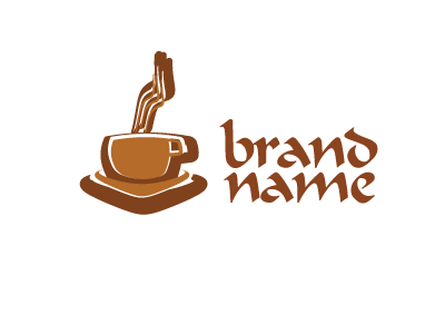 4509, logo, design, brown, orange, coffee, bar, restaurant, terrace, hotel, 				cafe, shop, tea, breakfast, food, cup