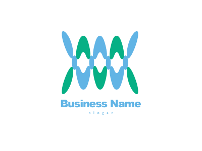 5004, logo, design, green, blue, logistic, transportation, supply, chain, 				communication, decoration, traditional, business, trade,