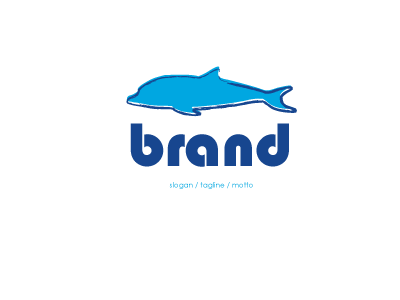 5105, logo, design, blue, dolphin, aqua-park, aqua, park, nature, animal, 				sea, aquarium, zoo, kids, children, toys, ocean, animals, pet, pets