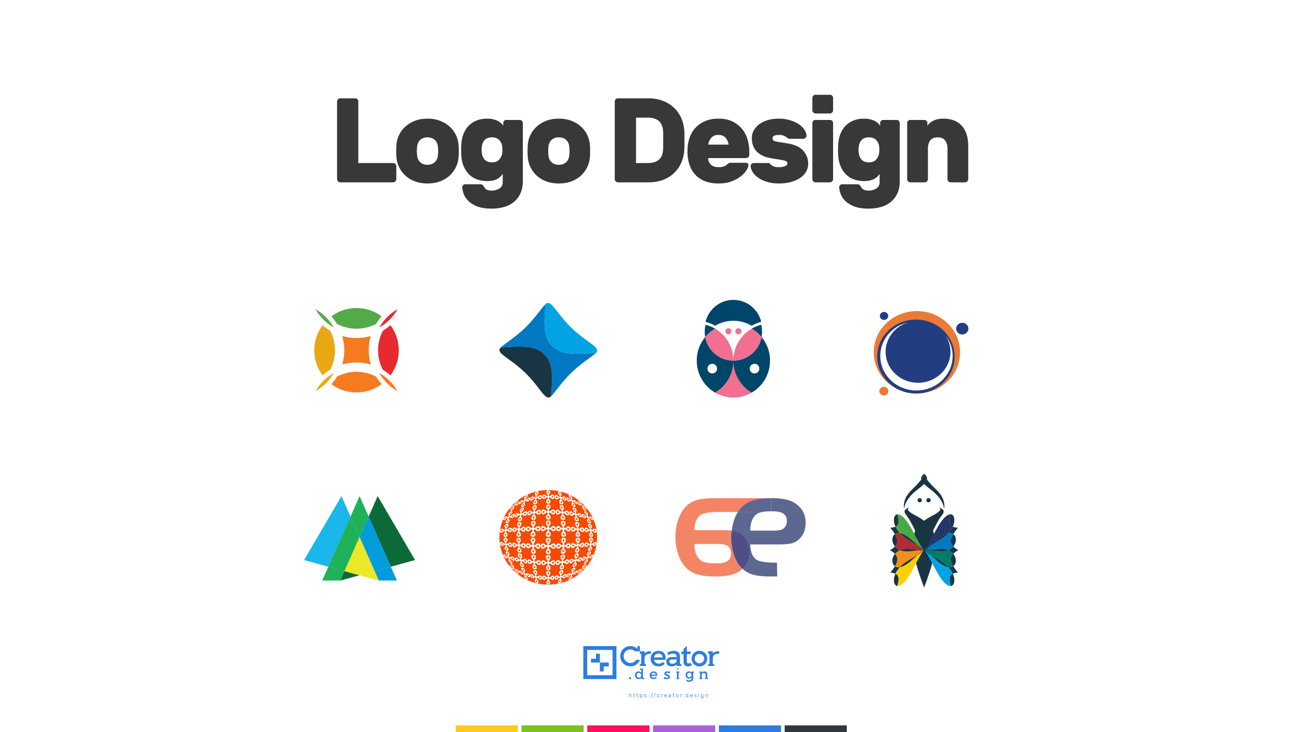 Buy a Logo, Buy a Brand, Order & Buy Brand Design | Creator