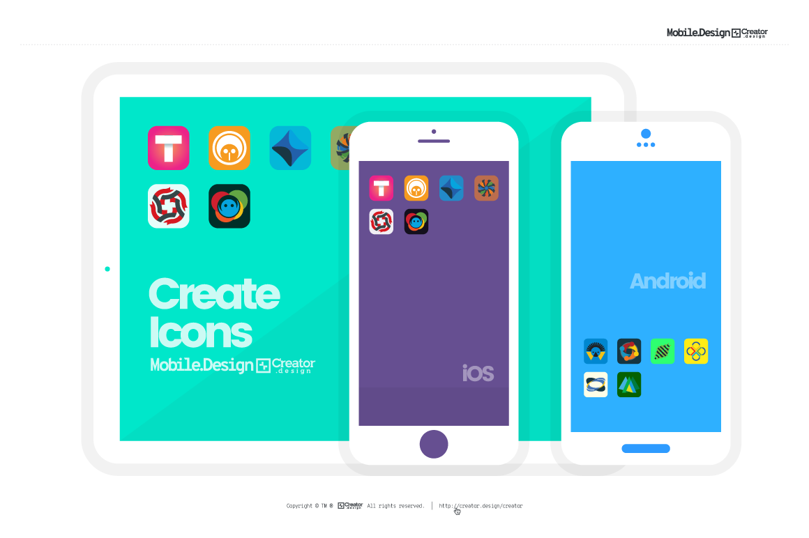 Android App Icons[+]Creator | Create Icons for Android Apps