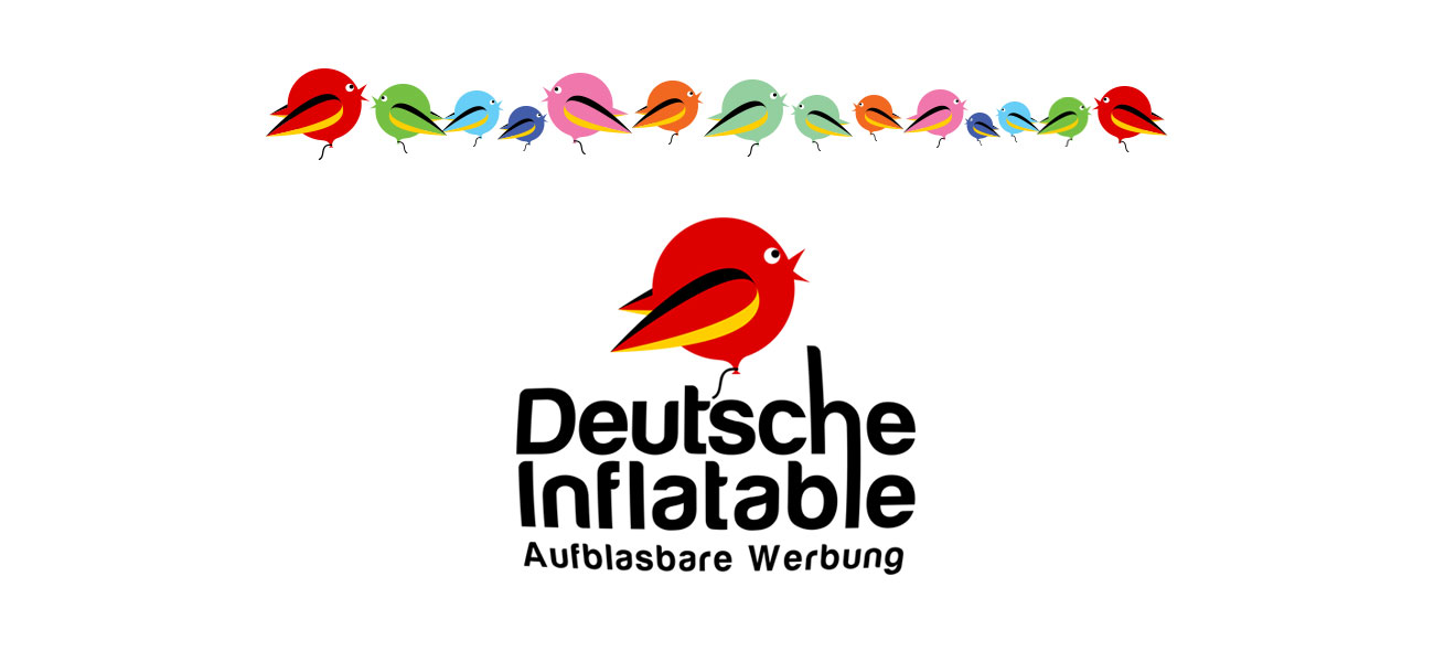 deutsche inflatable logo