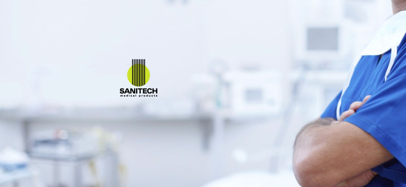 sanitech medical products identity