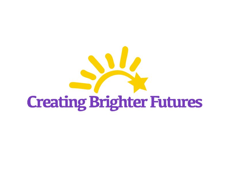 creating brighter futures logo